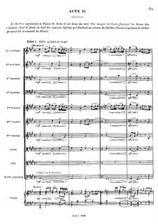 Zaïs, RCT 60: Ato II by Jean-Philippe Rameau