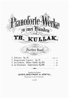 Pianoforte-Werke: Band II by Theodor Kullak