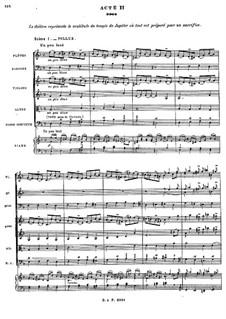 Complete Opera: Ato II by Jean-Philippe Rameau