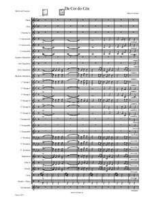Da Cor do Céu - Marcha de procissão, ML 04: Da Cor do Céu - Marcha de procissão by Marco Lourenço