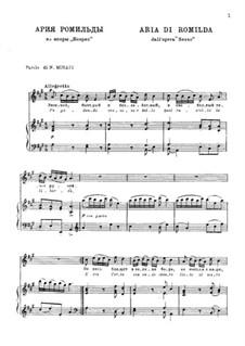 Và godendo: A maior by Georg Friedrich Händel
