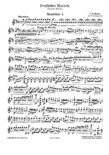 Clayton's Grand March, Op.100: Clayton's Grand March by Charles Dupee Blake