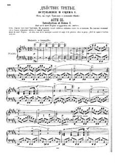 Mlada. Opera: Ato III by Nikolai Rimsky-Korsakov