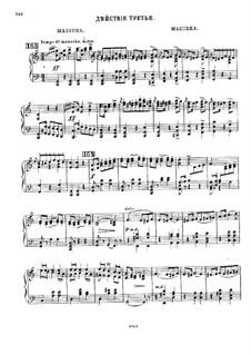 Pan Voyevoda, Op.59: Ato III by Nikolai Rimsky-Korsakov