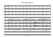 God Rest You Merry, Gentlemen: For brass ensemble by folklore