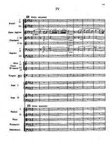 Symphony No.2 in F Sharp Minor 'Antar', Op.9: Movimento IV by Nikolai Rimsky-Korsakov