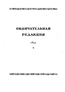Symphony No.2 in F Sharp Minor 'Antar', Op.9: Movement I, second version by Nikolai Rimsky-Korsakov