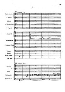 Symphony No.2 in F Sharp Minor 'Antar', Op.9: Movement II, second version by Nikolai Rimsky-Korsakov