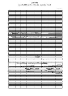 Oratorium No.2, Gospel of Philip: No.2b, MVWV 518 by Maurice Verheul