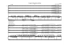 5 songs for mixed choir and piano: No.5, MVWV 344 by Maurice Verheul