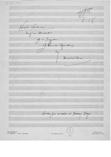 Nutshell Variations: Nutshell Variations by Ernst Levy
