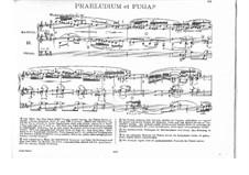 Prelude and Fugue No.14 in B Minor, BWV 544: Prelude by Johann Sebastian Bach