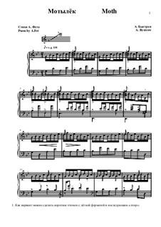 Moth: Em G menor by Alexander Bystrov
