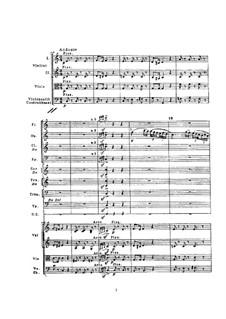 L'italiana in Algeri (The Italian Girl in Algiers): abertura by Gioacchino Rossini