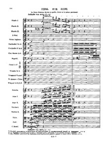 No.11 Scene (Arrival of Clara and the Prince): No.11 Scene (Arrival of Clara and the Prince) by Pyotr Tchaikovsky
