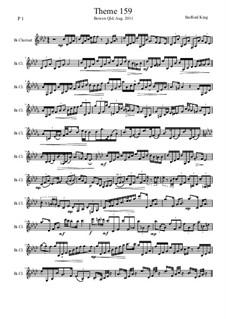 Heft XVI: Theme 159 by Stafford King