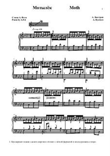 Moth: Em F menor by Alexander Bystrov