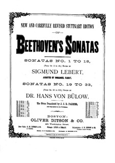 Sonata for Piano No.25, Op.79: For a single performer by Ludwig van Beethoven