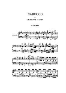 Complete Opera: Partitura Piano-vocal by Giuseppe Verdi