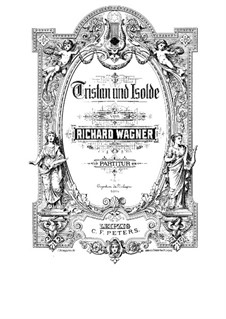 Fragments: ato I by Richard Wagner