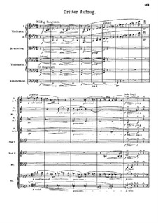 Fragments: Ato III by Richard Wagner