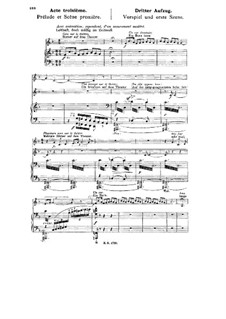 Twilight of the Gods, WWV 86d: ato III,para vozes e piano by Richard Wagner