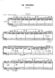No.3 La poupée: primeira parte, segunda parte by Georges Bizet