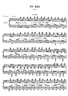 No.12 Le bal: No.12 Le bal by Georges Bizet