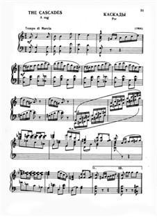 The Cascades: Para Piano by Scott Joplin