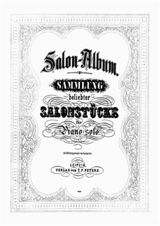 Petite polka de concert, Op.13: Para Piano by William Vincent Wallace