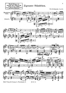 Gypsy-Serenade: Gypsy-Serenade by Ferdinand Kollmaneck