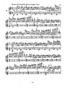 Eight Etudes for Two Violins, Op.18: Estudo No.4 by Henryk Wieniawski