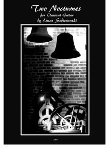 Two Nocturnes: Dois Nourtons by Lucas Sobieranski
