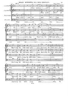 English Madrigals I: No.7-12 by John Wilbye