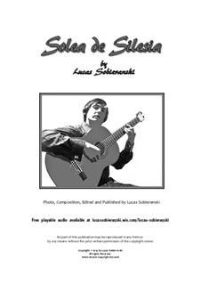 Solea de Silesia: Solea de Silesia by Lucas Sobieranski