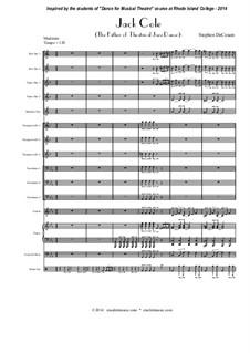 Jack Cole (for Jazz Band): Jack Cole (for Jazz Band) by Stephen DeCesare