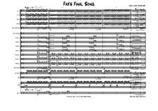 Fab's final song: Big band by Thomas Hans Graf