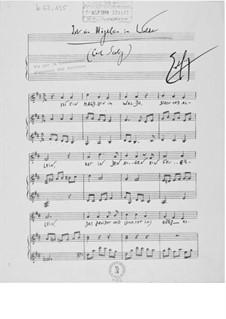 Ist ein Mägdlein im Walde for Voice and Piano: Ist ein Mägdlein im Walde for Voice and Piano by Ernst Levy