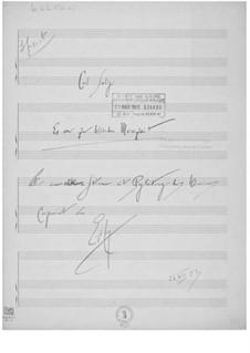 Es war zur blühenden Maienzeit for Medium Voice and Piano: Es war zur blühenden Maienzeit for Medium Voice and Piano by Ernst Levy