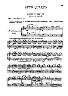 Scena e duetto (Amneris e Radames): Scena e duetto (Amneris e Radames) by Giuseppe Verdi