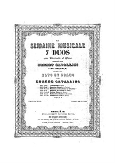 La Semaine Musicale. Mardi. Lucrèce Borgia de Donizetti: La Semaine Musicale. Mardi. Lucrèce Borgia de Donizetti by Pasquale Bona