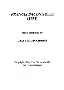 Collected Piano Works: Collected Piano Works by Ilias Chrissochoidis