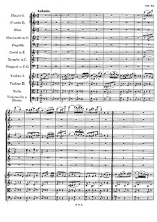 Symphony No.6 in C Major, D.589: movimento II by Franz Schubert