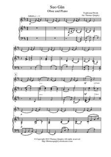 Suo Gan: para oboe e piano by folklore