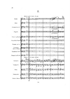 Symphony No.3 in F Minor 'Irish', Op.28: movimento II by Charles Villiers Stanford