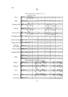 Symphony No.3 in F Minor 'Irish', Op.28: Movimento IV by Charles Villiers Stanford