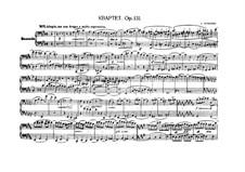 String Quartet No.14 in C Sharp Minor, Op.131: versão para piano de quatro mãos by Ludwig van Beethoven