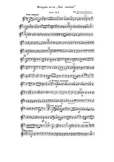 Pan Voyevoda, Op.59: Mazurka, for wind orchestra by Nikolai Rimsky-Korsakov