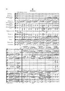 Symphony No.3 in E Flat Major 'Rhenish', Op.97: movimento II by Robert Schumann