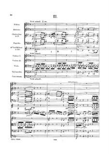 Symphony No.3 in E Flat Major 'Rhenish', Op.97: movimento III by Robert Schumann